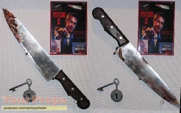 Psycho 2 original movie prop weapon