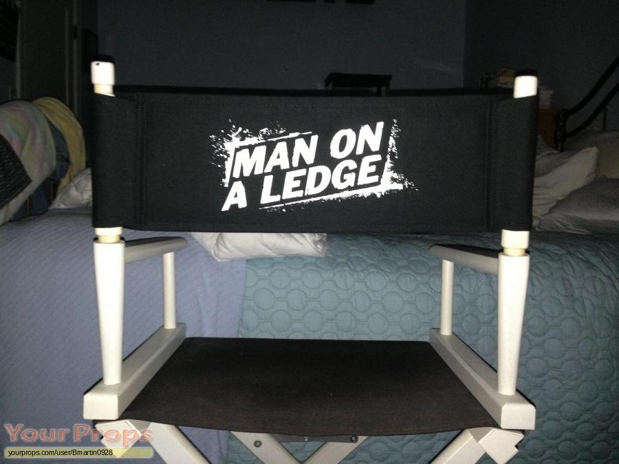 Man on a Ledge original production material