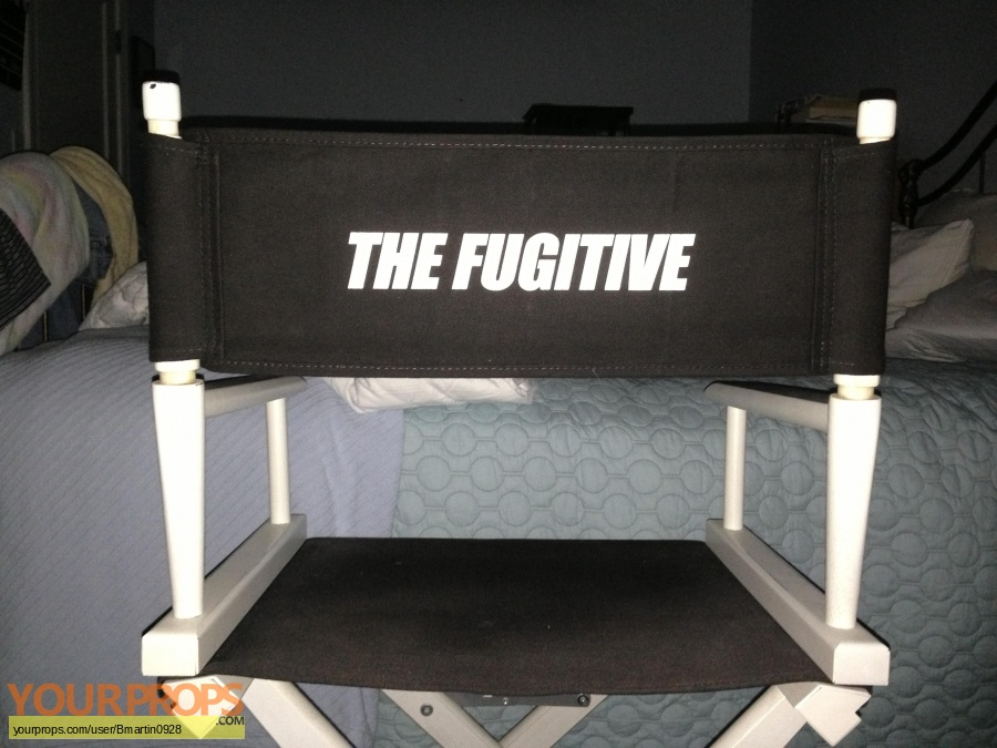 The Fugitive original production material