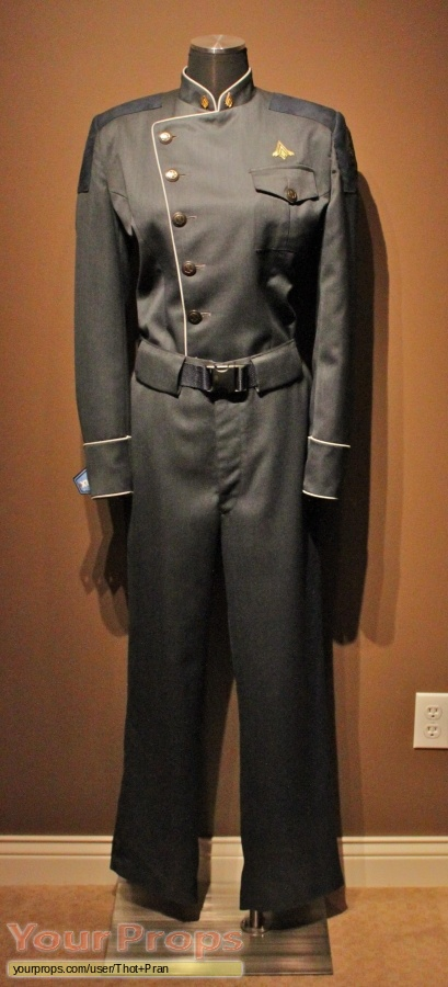 Battlestar Galactica original movie costume