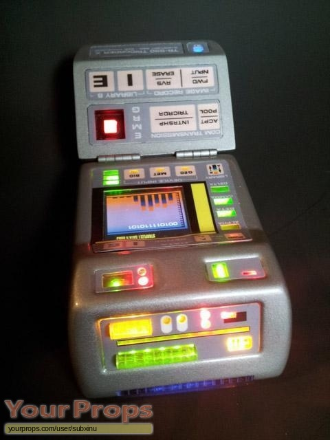 Star Trek  First Contact replica movie prop