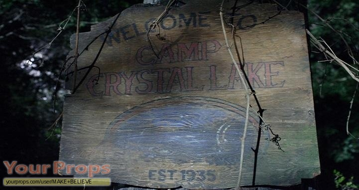 Friday the 13th replica production material