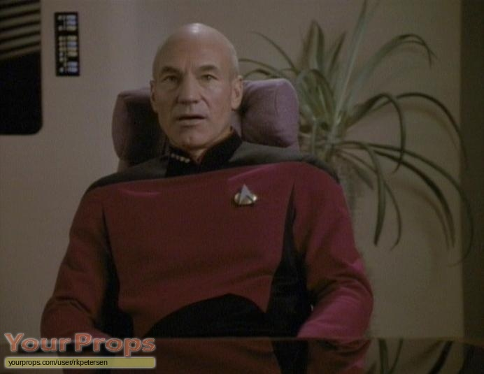 Star Trek  The Next Generation original set dressing   pieces