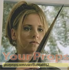 Buffy the Vampire Slayer replica movie prop weapon