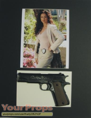 CSI  Miami replica movie prop weapon