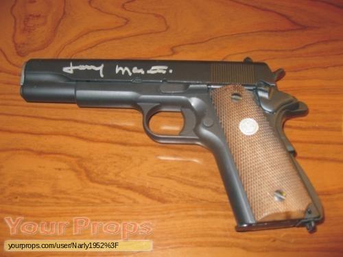 Magnum  P I  replica movie prop weapon