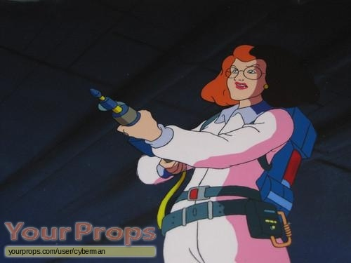 The Real Ghostbusters  Animated Series original production artwork