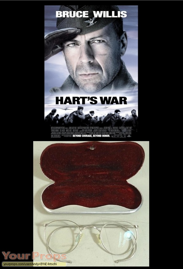 Hart s War original movie costume