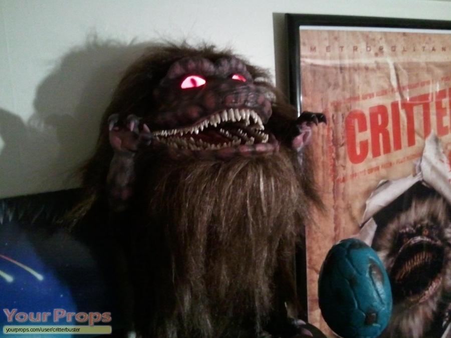 Critters 3 replica movie prop