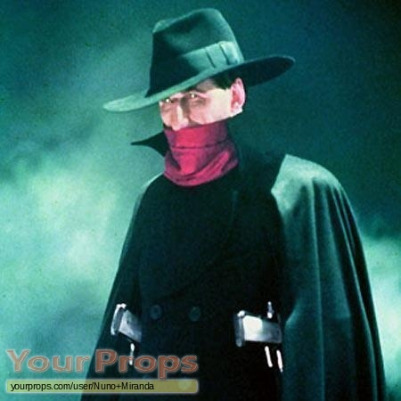 The Shadow original movie costume