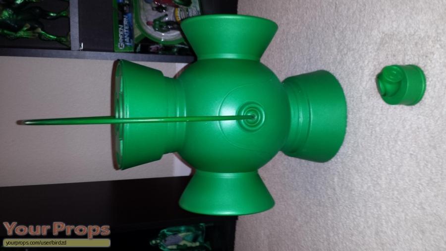 Green Lantern (comic books) replica movie prop