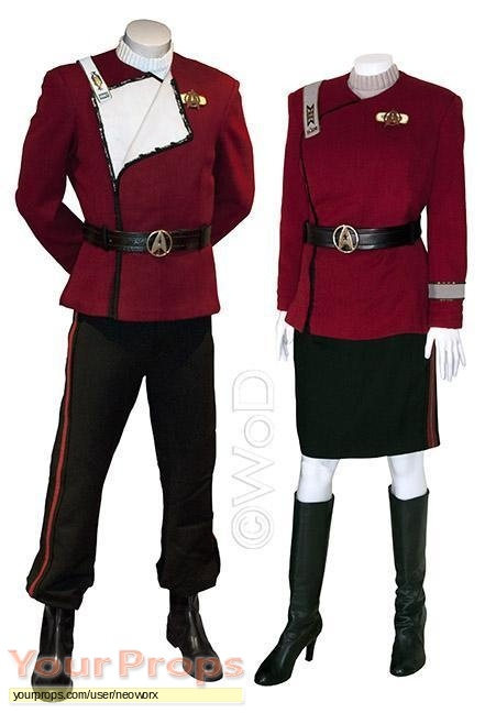 Star Trek II  The Wrath of Khan original movie costume