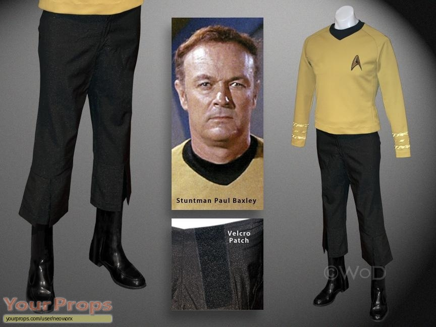 Star Trek  The Original Series original movie costume