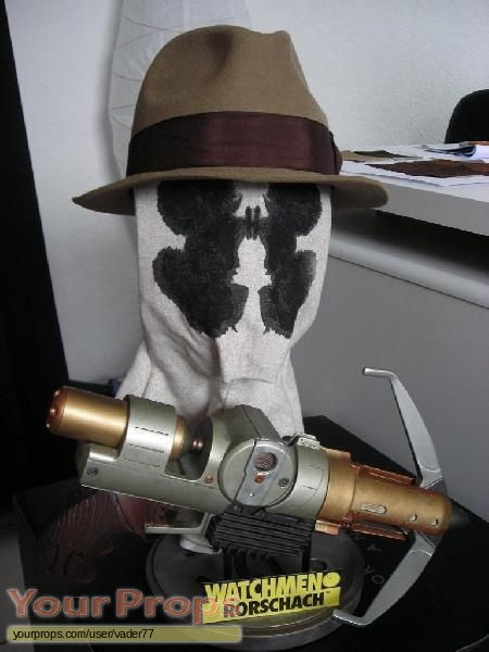 Watchmen replica movie prop weapon
