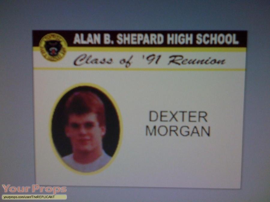 Dexter replica movie prop