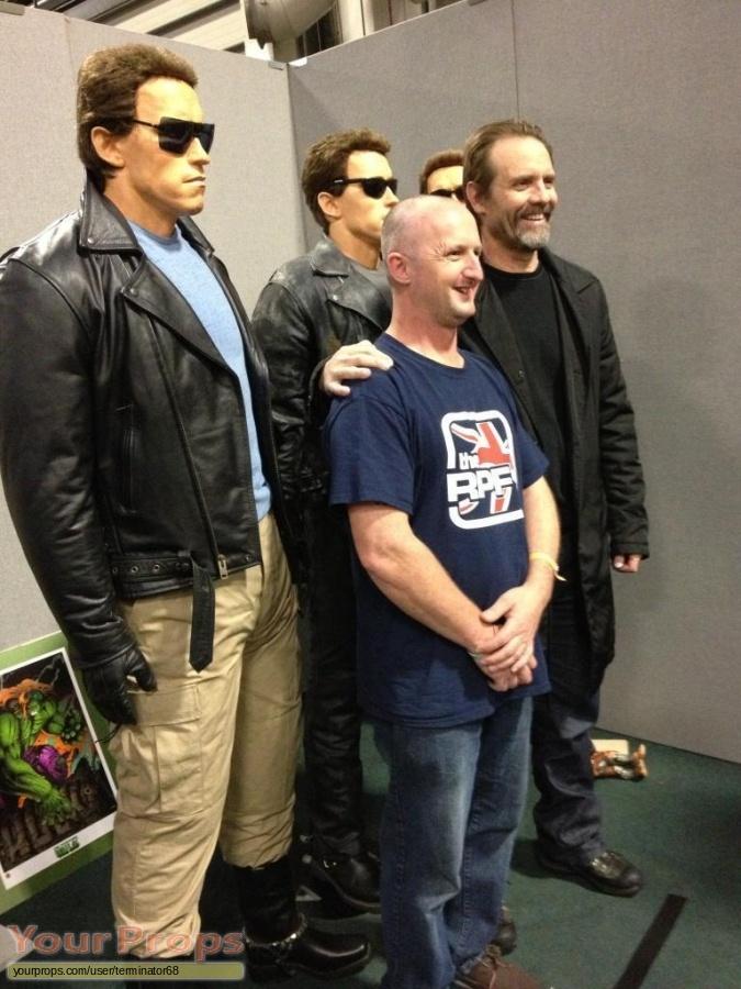 The Terminator replica movie costume