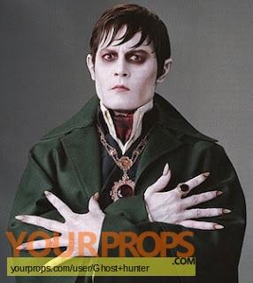 Dark Shadows replica movie costume