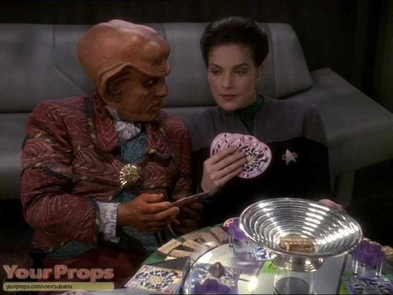 Star Trek  Deep Space Nine made from scratch movie prop