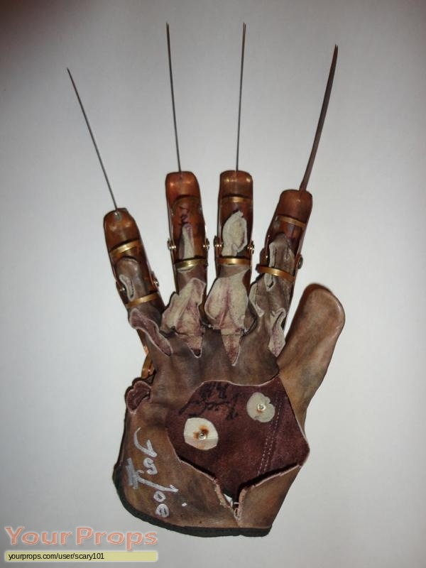 A Nightmare On Elm Street 2  Freddys Revenge replica movie prop