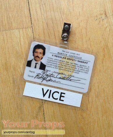Miami Vice replica movie prop