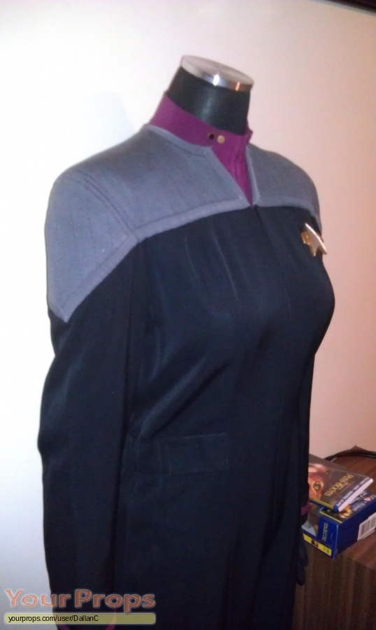 Star Trek  Nemesis original movie costume