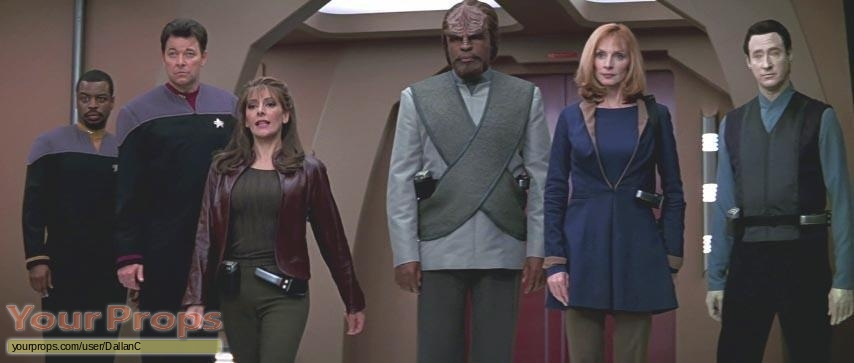 Star Trek  Insurrection original movie costume