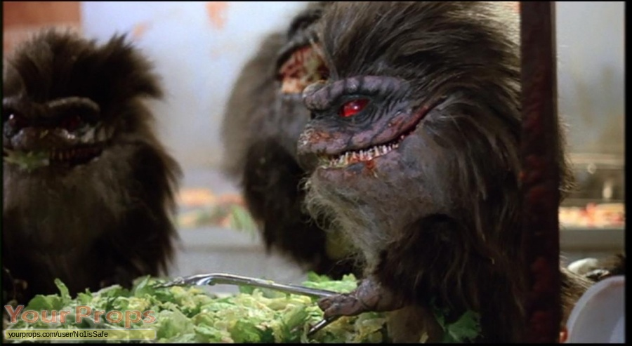 Critters 2  The Main Course replica movie prop