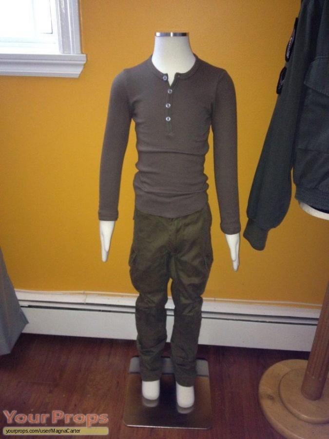 Dexter original movie costume