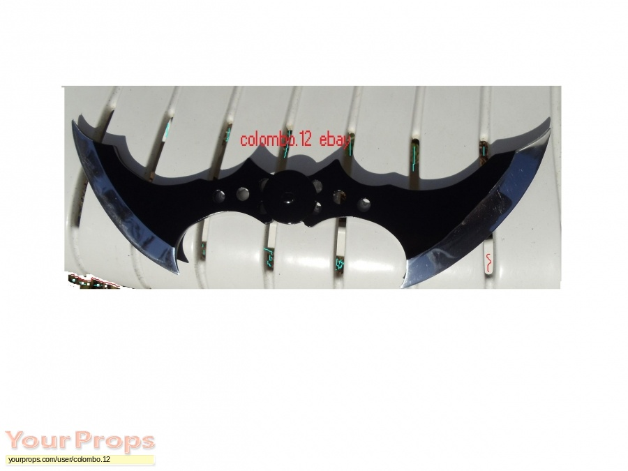 Batman Arkham Asylum (video game) replica movie prop weapon