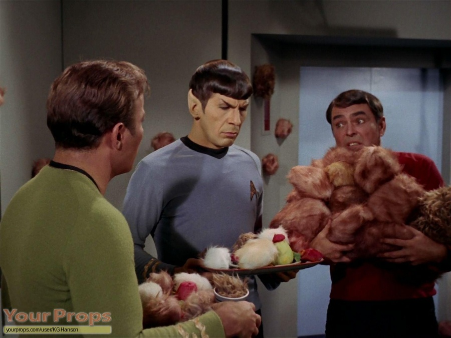 Star Trek  The Original Series original movie prop
