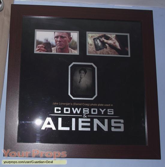 Cowboys   Aliens original movie prop