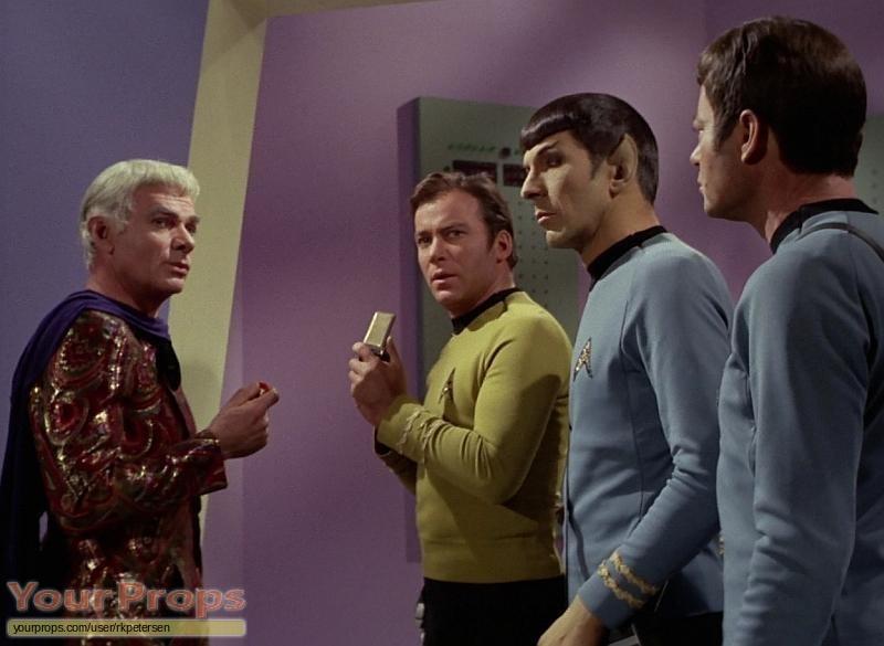 Star Trek  The Original Series replica movie prop