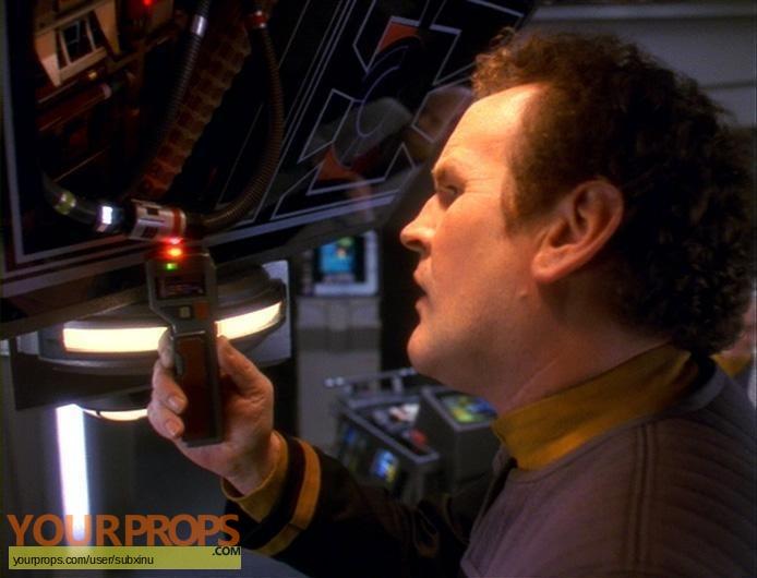 Star Trek  Deep Space Nine made from scratch movie prop