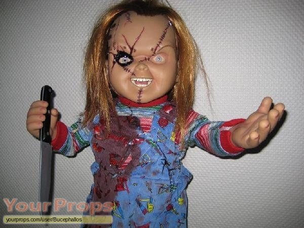 Seed of Chucky Sideshow Collectibles movie prop