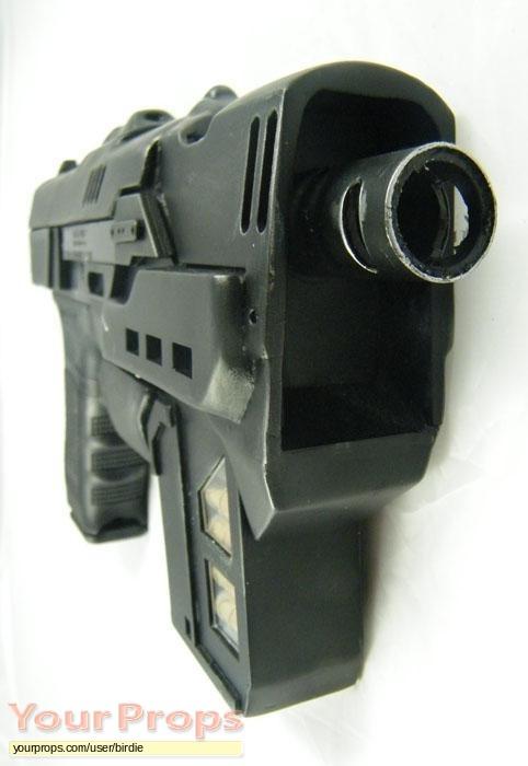 Dredd made from scratch movie prop