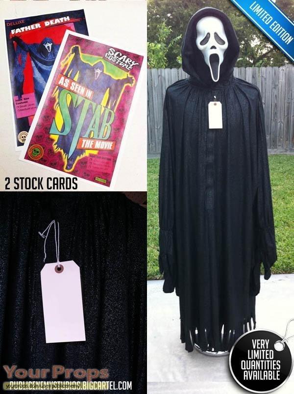 Scream 2 replica movie costume