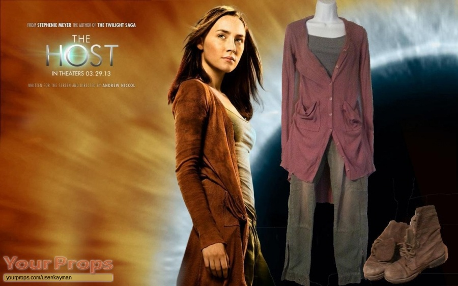 The Host original movie costume