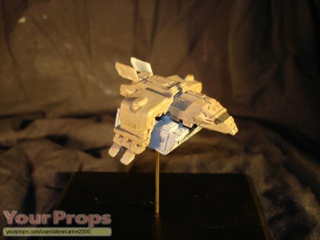 Starship Troopers original model   miniature