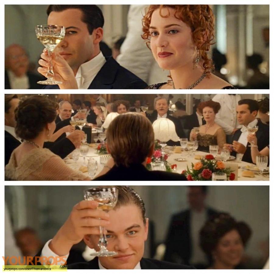 Titanic original movie prop