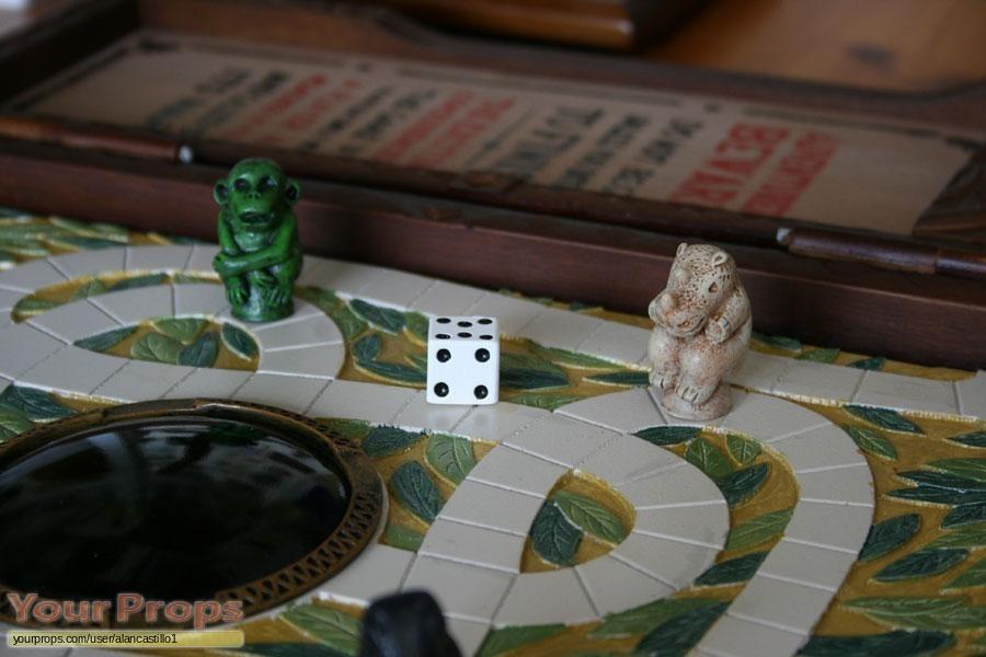 Jumanji Jumanji Game Board replica movie prop