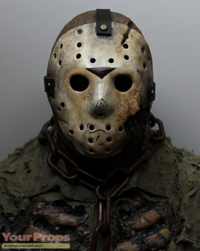 Friday the 13th  Part 7  The New Blood replica movie prop