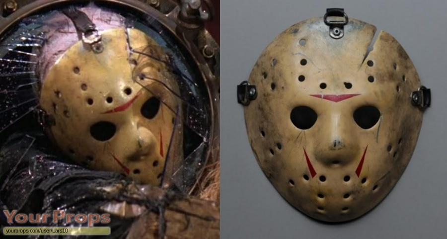 Friday the 13th  Part 8  Jason Takes Manhattan replica movie prop