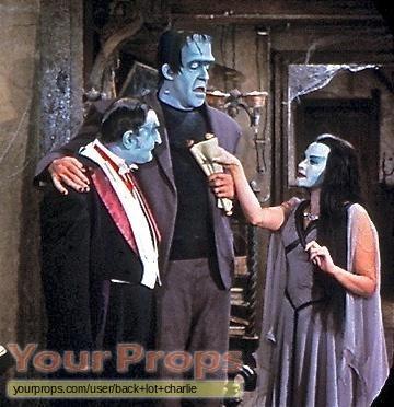 The Munsters original movie costume