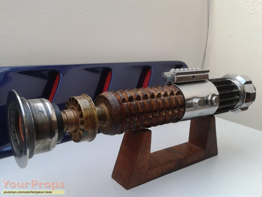 Star Wars  A New Hope made from scratch movie prop weapon