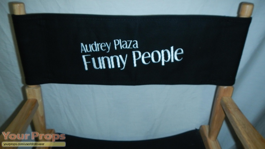 Funny People original production material