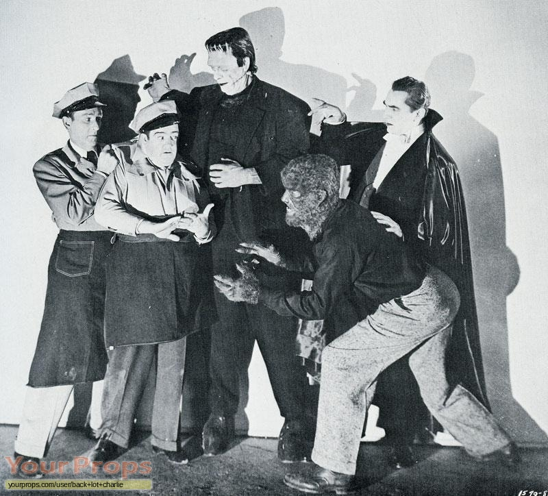 Abbott   Costello Meet Frankenstein original movie costume