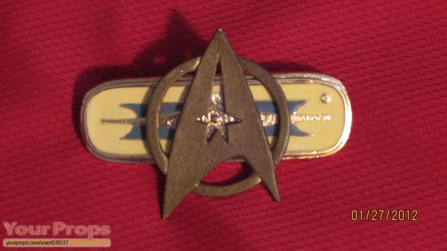 Star Trek II  The Wrath of Khan replica movie costume