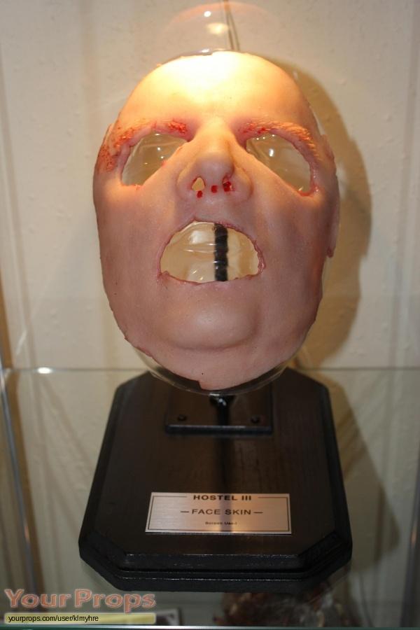 Hostel  Part III original make-up   prosthetics