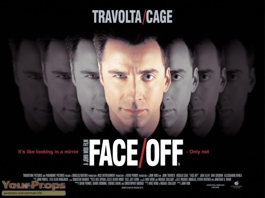Face Off original movie costume