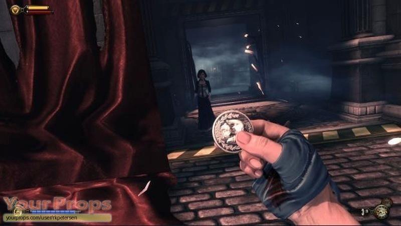 BioShock Infinite (video game) replica movie prop